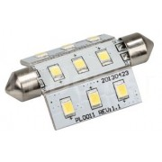 Автолампа ARL-F42-9E Warm White (10-30V, 9 LED 2835)